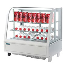 Polar CC666 Countertop Refrigerated Merchandiser 100 Litre   Countertop Cake Display Fridge